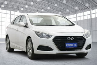 2016 Hyundai i40 VF4 Series II Active D-CT White 7 Speed Sports Automatic Dual Clutch Sedan.