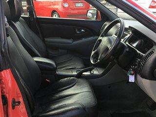 2003 Mitsubishi Verada KL GTVi Red 5 Speed Sports Automatic Sedan