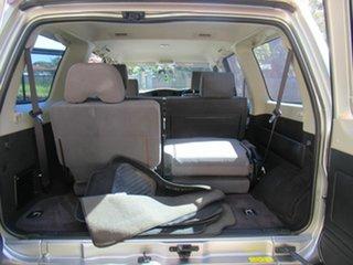 2011 Nissan Patrol GU 7 MY10 ST Silver 5 Speed Manual Wagon