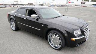 2011 Chrysler 300C MY2010 HEMI Black 5 Speed Sports Automatic Sedan.