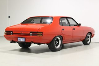 1976 Ford Falcon XC Red 3 Speed Automatic Sedan