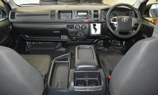2014 Toyota HiAce KDH223R MY12 Upgrade Commuter 4 Speed Automatic Bus