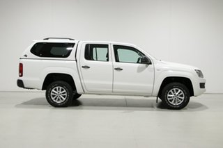 2016 Volkswagen Amarok 2H MY16 TDI420 Core Edition (4x4) White 8 Speed Automatic Dual Cab Utility