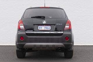 2012 Holden Captiva CG Series II 5 AWD Carbon Flash Black 6 Speed Sports Automatic Wagon