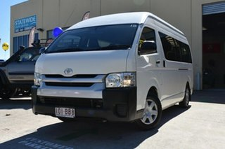 2014 Toyota HiAce KDH223R MY12 Upgrade Commuter 4 Speed Automatic Bus.