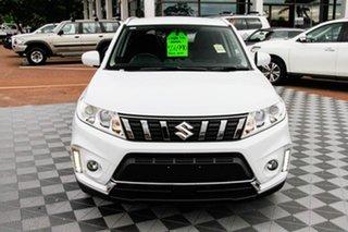 2021 Suzuki Vitara LY Series II 2WD Cool White 5 Speed Manual Wagon.