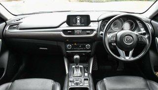 2015 Mazda 6 GJ1032 Touring SKYACTIV-Drive Red 6 Speed Sports Automatic Wagon.