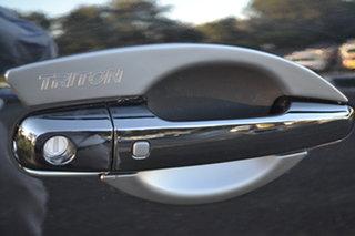 2020 Mitsubishi Triton MR MY21 GSR Double Cab Black 6 Speed Sports Automatic Utility