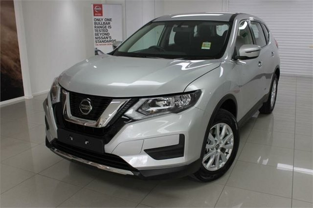 New Nissan X-Trail T32 ST , 2021 Nissan X-Trail T32 ST Brilliant Silver 7 Speed Constant Variable Wagon