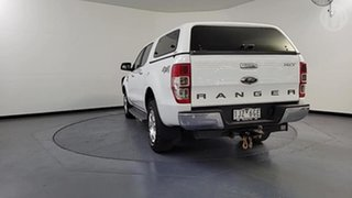 2017 Ford Ranger PX MkII MY17 XLT 3.2 (4x4) White 6 Speed Automatic Double Cab Pick Up