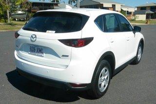 2017 Mazda CX-5 KF2W76 Maxx White 6 Speed Manual Wagon.