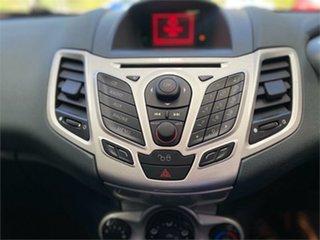 2010 Ford Fiesta WT Zetec Grey 6 Speed Sports Automatic Dual Clutch Hatchback
