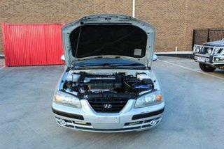 2005 Hyundai Elantra XD MY05 FX 2.0 HVT Silver 4 Speed Automatic Hatchback