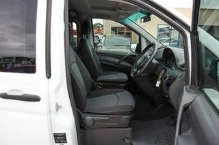 2012 Mercedes-Benz Vito 639 MY11 113CDI LWB White 5 Speed Automatic Van