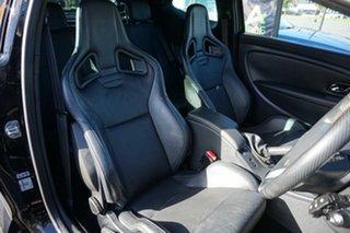 2012 Renault Megane III D95 R.S. 250 Cup Trophee Star Black 6 Speed Manual Coupe