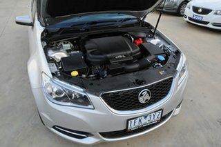2015 Holden Commodore VF MY15 Evoke Silver 6 Speed Sports Automatic Sedan