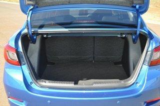 2018 Mazda 2 DL MY17 Maxx Blue 6 Speed Automatic Sedan