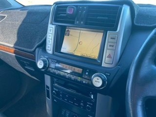 2009 Toyota Landcruiser Prado KDJ150R Kakadu (4x4) Crystal Pearl 5 Speed Sequential Auto Wagon