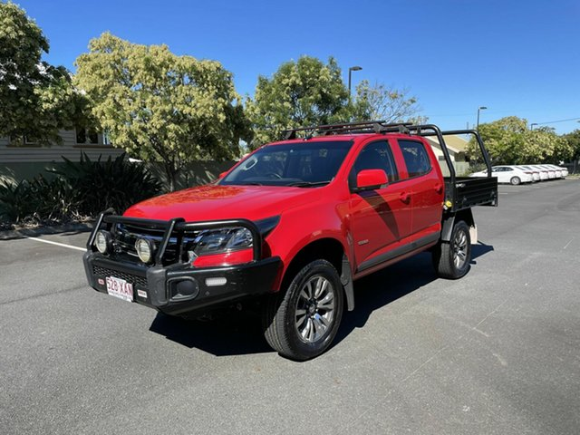 Used Holden Colorado RG LS Chermside, 2016 Holden Colorado RG LS Red 6 Speed Automatic Dual Cab