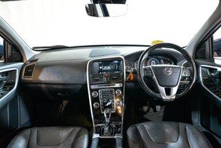 2014 Volvo XC60 DZ MY15 T5 Geartronic Luxury Blue 8 Speed Sports Automatic Wagon