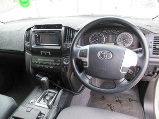 2014 Toyota Landcruiser VDJ200R GXL Silver 6 Speed Automatic Wagon