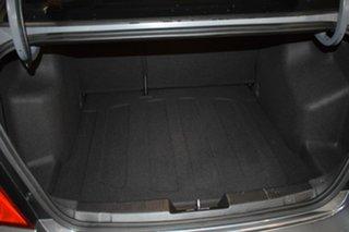 2012 Holden Barina TM Grey 6 Speed Automatic Sedan