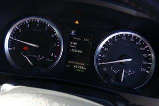 2018 Toyota Kluger GSU55R Grande AWD Silver 8 Speed Sports Automatic Wagon
