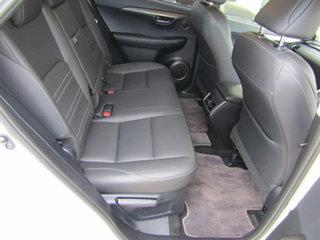 2017 Lexus NX AGZ10R NX200t 2WD Luxury White 6 Speed Sports Automatic Wagon