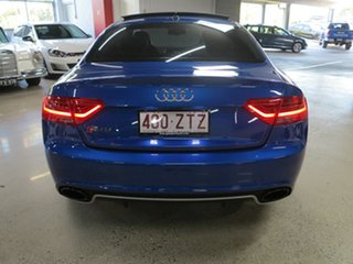 2013 Audi RS5 8T MY14 S Tronic Quattro Sepang Blue 7 Speed Sports Automatic Dual Clutch Coupe