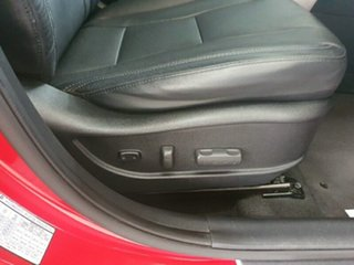 2012 Hyundai i30 GD Premium Red 6 Speed Sports Automatic Hatchback