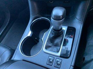2014 Toyota Kluger GSU50R GXL 2WD Blue 6 Speed Sports Automatic Wagon