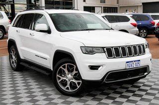2019 Jeep Grand Cherokee WK MY19 Limited White 8 Speed Sports Automatic Wagon.