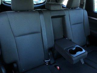 2016 Toyota Kluger GSU50R GX 2WD Eclipse Black 6 Speed Sports Automatic Wagon