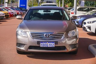 2010 Toyota Aurion GSV40R MY10 AT-X Bronze 6 Speed Sports Automatic Sedan