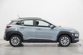 2019 Hyundai Kona OS.2 MY19 Go 2WD Lake Silver 6 Speed Sports Automatic Wagon