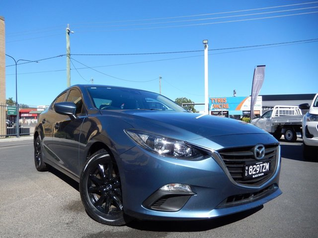 Pre-Owned Mazda 3 BL Series 2 MY13 SP25 Dalby, 2014 Mazda 3 BL Series 2 MY13 SP25 5 Speed Automatic Sedan