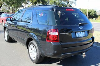 2010 Ford Territory SY MkII TS AWD Black 6 Speed Sports Automatic Wagon