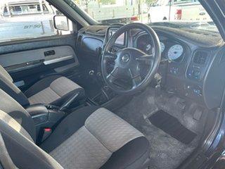 2014 Nissan Navara D22 Series 5 ST-R (4x4) Blue 5 Speed Manual Dual Cab Pick-up