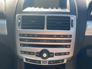 2011 Ford Falcon FG Upgrade XR6 Orange 6 Speed Auto Seq Sportshift Utility