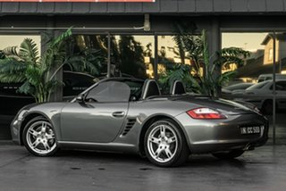 2007 Porsche Boxster 987 MY07 Grey 5 Speed Sports Automatic Convertible