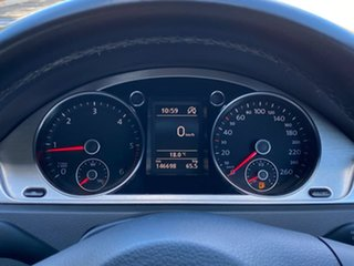 2011 Volkswagen Passat Type 3C MY11 125TDI DSG Highline Grey 6 Speed Sports Automatic Dual Clutch
