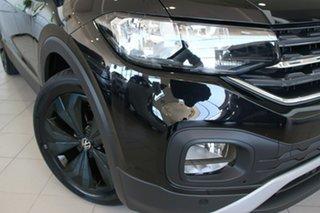 2021 Volkswagen T-Cross C1 MY21 85TSI DSG FWD CityLife Deep Black Pearl Effect 7 Speed.
