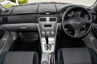 2007 Subaru Forester 79V MY07 XS AWD Newport Blue Pearl 4 Speed Automatic Wagon