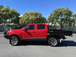 2016 Holden Colorado RG LS Red 6 Speed Automatic Dual Cab.