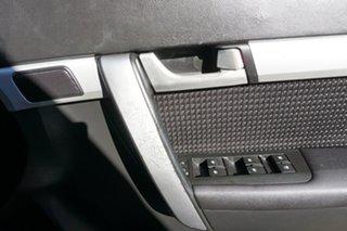 2013 Holden Captiva CG Series II MY12 7 SX Black 6 Speed Sports Automatic Wagon