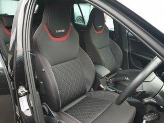 2019 Skoda Octavia NE MY19 RS DSG 180TSI Black 7 Speed Sports Automatic Dual Clutch Wagon