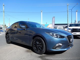 2014 Mazda 3 BL Series 2 MY13 SP25 5 Speed Automatic Sedan.