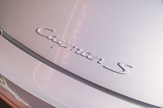 2006 Porsche Cayman 987 S Silver 5 Speed Sports Automatic Coupe