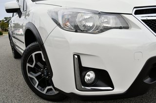 2016 Subaru XV G4X MY16 2.0i Lineartronic AWD Crystal White 6 Speed Constant Variable Wagon.