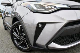 2020 Toyota C-HR ZYX10R Koba E-CVT 2WD Silver 7 Speed Constant Variable Wagon Hybrid.